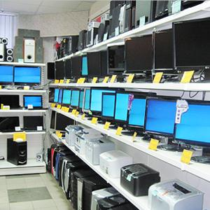 Компьютерные магазины Тихорецка