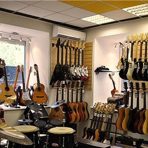 Музыкальные магазины Тихорецка