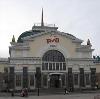 Железнодорожные вокзалы в Тихорецке