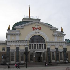 Железнодорожные вокзалы Тихорецка